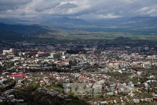 Estados Unidos y Rusia debaten el brote de conflictos en Nagorno-Karabaj - ảnh 1