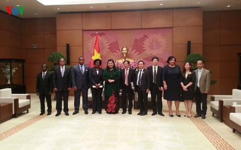Robustecen lazos tradicionales entre Vietnam y Mozambique - ảnh 1