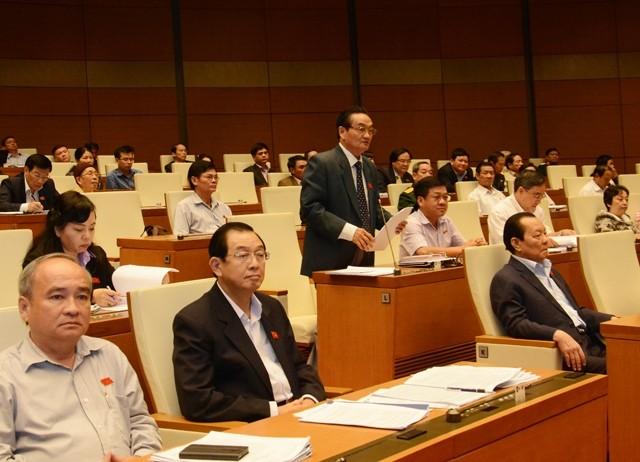 Logros de la XIII Legislatura de la Asamblea Nacional de Vietnam en la elaboración de leyes - ảnh 1
