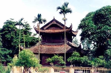 Hai Duong, antiguo sitio defensivo de la ciudadela real de Thang Long - ảnh 2