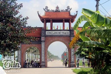 Hai Duong, antiguo sitio defensivo de la ciudadela real de Thang Long - ảnh 1