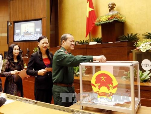 Expectativas del electorado vietnamita en la gestión del nuevo jefe del Ejecutivo  - ảnh 1