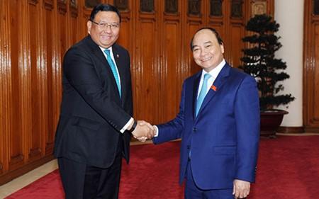 Vietnam y Filipinas refuerzan relaciones de asociación estratégica  - ảnh 1