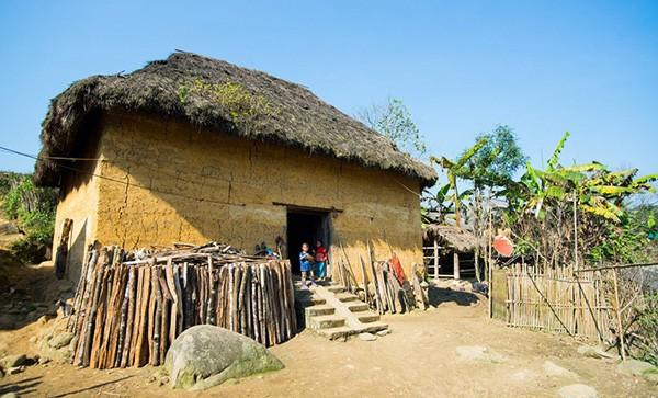 Ancestral culto a la deidad de la cocina de los Ha Nhi - ảnh 1