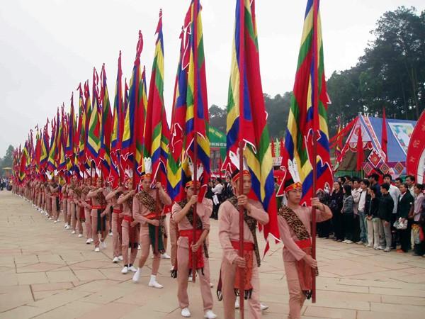 Conmemoración de los Reyes Hung, de vuelta al origen de los vietnamitas - ảnh 2