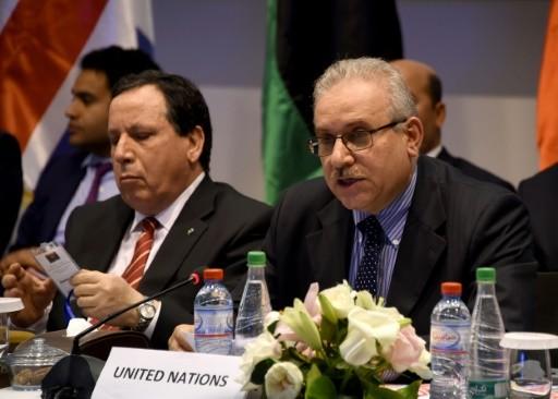 Comunidad internacional busca medidas de apoyo a Libia - ảnh 1