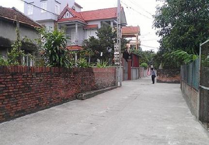 Unas 1760 comunas vietnamitas cumplen con los nuevos estándares de renovación rural - ảnh 1