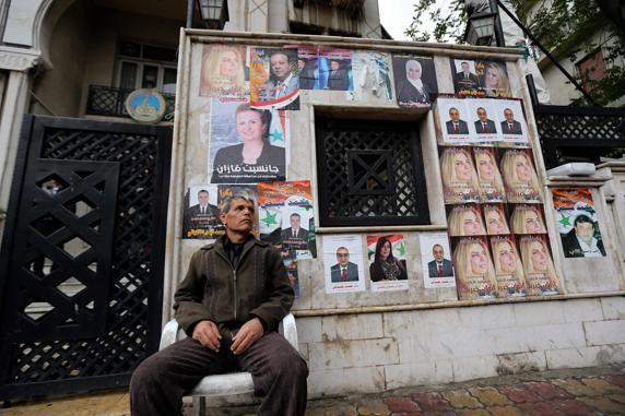 Elecciones parlamentarias en Siria: ¿solución para restablecer la paz? - ảnh 1