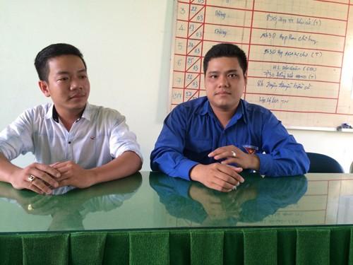 Cao Tran Quoc Thinh, voluntario entusiasta en los movimientos juveniles - ảnh 1