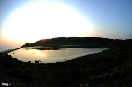 Increíble patrimonio geológico en la isla de Ly Son - ảnh 2