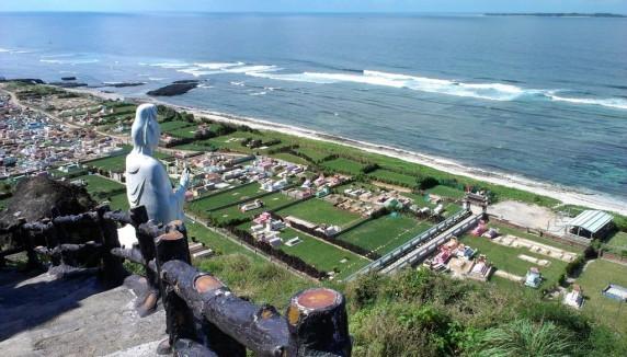 Increíble patrimonio geológico en la isla de Ly Son - ảnh 5