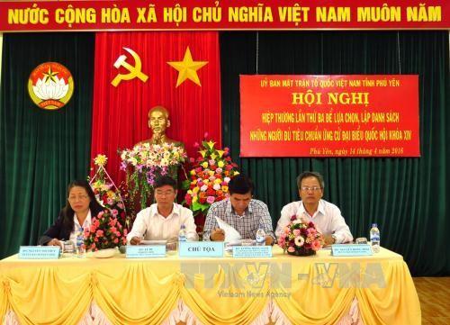 III Conferencia Consultiva de las elecciones legislativas y de los Consejos Populares - ảnh 1
