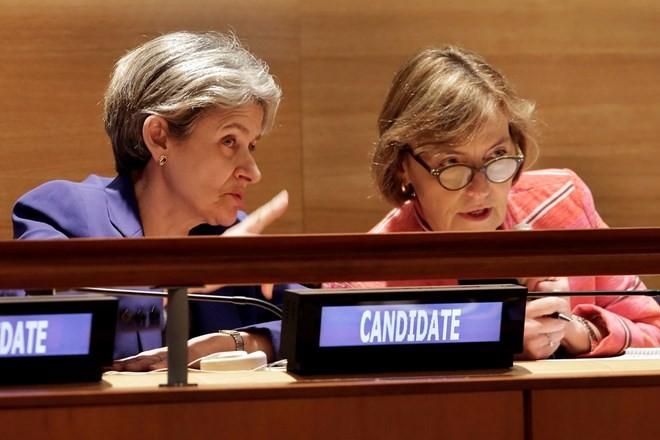 Candidatos a Secretario General de la ONU debaten sobre la igualdad de género - ảnh 1