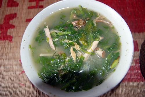 Manjares preparados con flores de Bauhinia en tierra septentrional de Vietnam - ảnh 2
