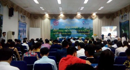 Hanoi se empeña en ser un atractivo destino turístico - ảnh 1