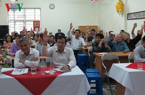 Reuniones de ciudadanos: un paso necesario para el éxito de los comicios legislativos y locales - ảnh 1