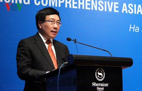 Apuestan por fortalecer asociación integral dentro de ASEM  - ảnh 1