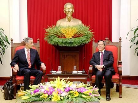 FMI alaba cambios positivos de la economía vietnamita  - ảnh 1
