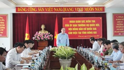 Supervisan preparativos para próximas elecciones parlamentarias en Vietnam - ảnh 1