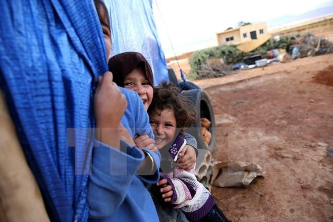Reino Unido comprometido a recoger más de tres mil niños refugiados - ảnh 1