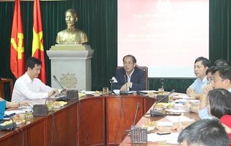 Conmemoran en Vietnam Día Internacional de los Trabajadores  - ảnh 1