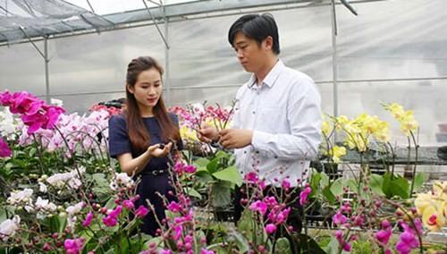 Phan Thanh Sang, un empresario joven decidido a emprender carrera en su ciudad natal - ảnh 3