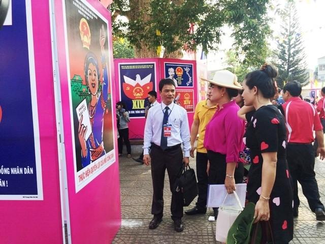 Vietnam acelera labores de propaganda sobre las próximas elecciones  - ảnh 1