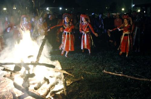 Festividad en honor de valores culturales de las etnias vietnamitas - ảnh 2