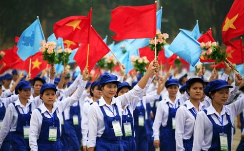 Conmemoran localidades vietnamitas Día Internacional de los Trabajadores - ảnh 1