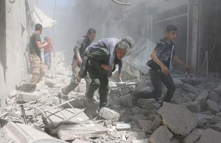 Rusia y Estados Unidos trabajan juntos para establecer un mecanismo de alto el fuego en Alepo - ảnh 1