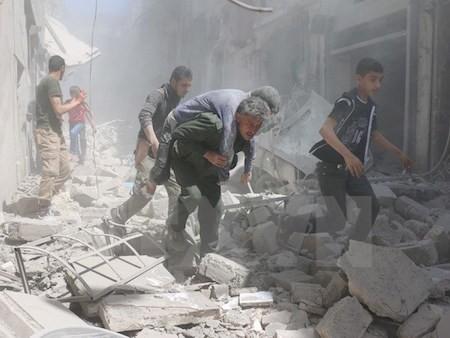 Siria prolonga tregua en Damasco a más 48 horas - ảnh 1