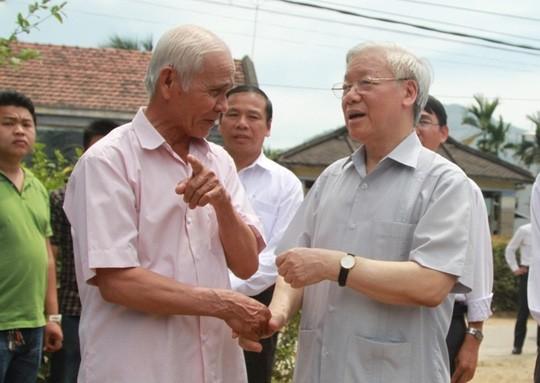 Líder partidista llama a optimizar potencialidades de la provincia de Khanh Hoa - ảnh 1