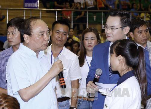 Gobierno vietnamita impulsa el desarrollo empresarial - ảnh 1