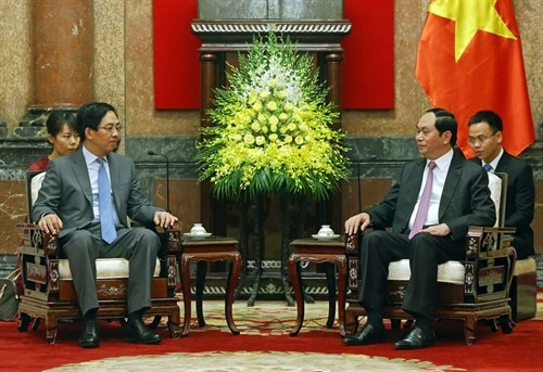 Vietnam propone a China la solución de disputas territoriales en Mar Oriental por vías pacíficas - ảnh 1