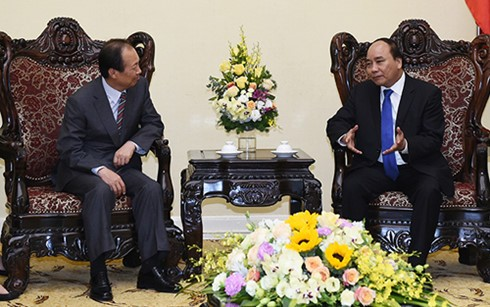 Ratifica premier vietnamita atracción del entorno inversionista nacional - ảnh 1