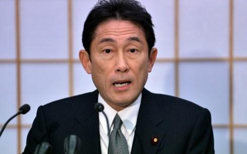 Medios de prensa de Japón reportan la visita del canciller Fumio Kishida en Vietnam - ảnh 1