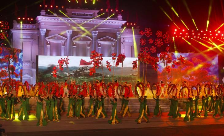 Inaugurado quinto Festival de Flamboyán- Hai Phong 2016 - ảnh 1