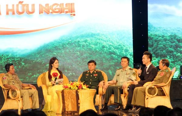 Vietnam, Laos, Camboya y China por construir las fronteras comunes de paz - ảnh 1