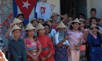 Homenaje en provincia cubana de Guantánamo al Tío Ho y a José Martí - ảnh 2