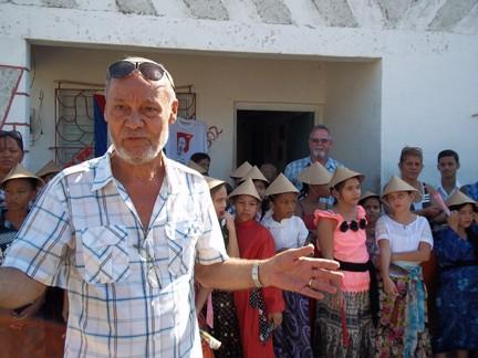 Homenaje en provincia cubana de Guantánamo al Tío Ho y a José Martí - ảnh 3