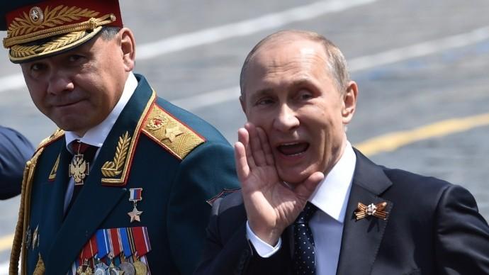 Presidente Vladimir Putin llama a la vigilancia ante intensiones criminales - ảnh 1
