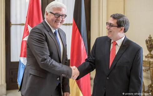 Alemania y Cuba consolidan relaciones de cooperación bilateral - ảnh 1