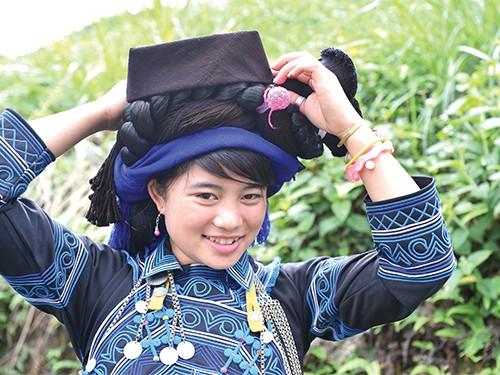 Ancestral costumbre de noviazgo y matrimonio de etnia vietnamita - ảnh 1