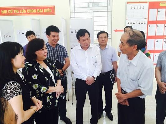 Diputados de alta moral y talentosos, merecedores de los próximos votos del electorado vietnamita - ảnh 1