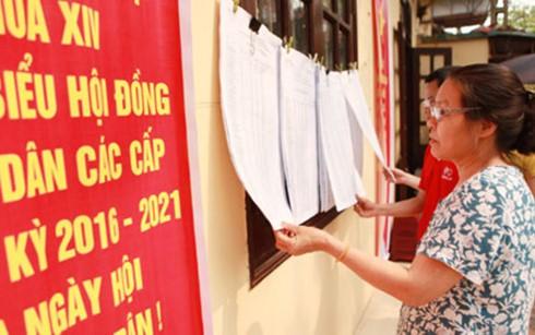 Diputados de alta moral y talentosos, merecedores de los próximos votos del electorado vietnamita - ảnh 2