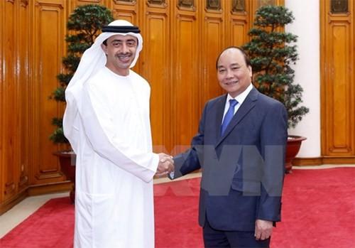Vietnam y Emiratos Árabes Unidos afianzan la cooperación multisectorial - ảnh 1