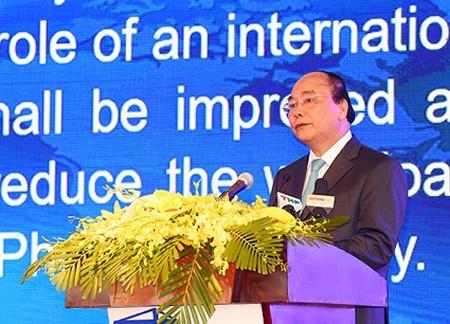 Primer ministro de Vietnam en acto de puesta en funcionamiento del aeropuerto Cat Bi - ảnh 2