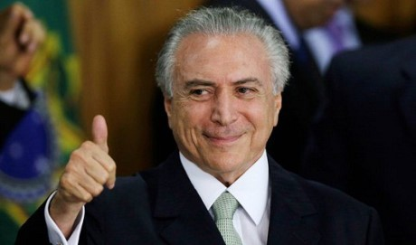 Presidente provisional de Brasil anuncia nuevo gabinete - ảnh 1
