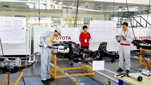 Empresas japonesas priorizan inversiones en mercado vietnamita - ảnh 1