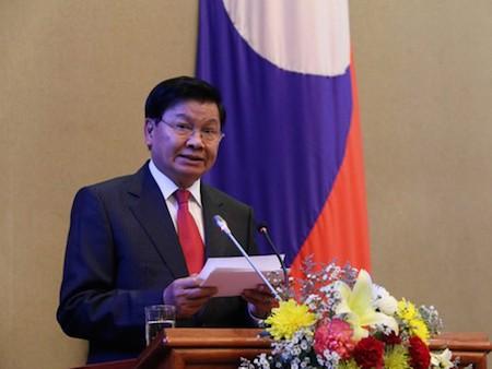 En Vietnam primer ministro laosiano - ảnh 1
